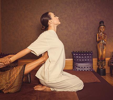 Тайский классический массаж