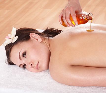 Балийский массаж с маслом