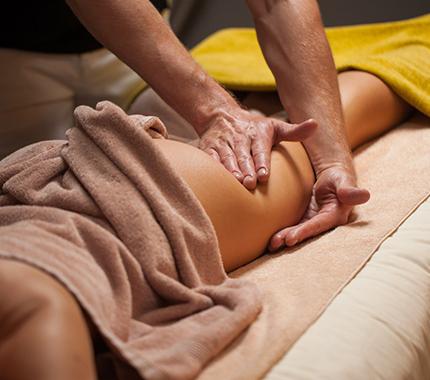 Лимфодренажный массаж /тонус