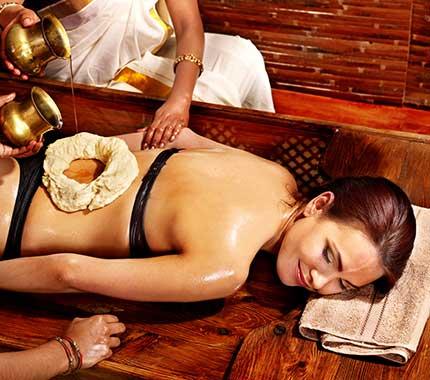 Погружение в Нирвану (массаж маслом 2 мастера)